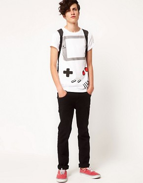 Image 4 ofBe Priv Game T-shirt Exclusive To ASOS UK