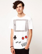 Camiseta con estampado &quot;Game&quot; exclusiva para ASOS UK de Be Priv