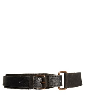 Image 3 ofSophia Kokosalaki For ASOS Leather Laser Cut Panel Belt