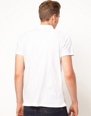 Image 2 ofBen Sherman Cut &amp; Sew Polo Shirt