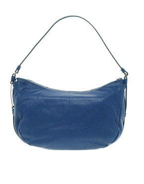 Image 1 ofCK By Calvin Klein Leather Hobo Bag