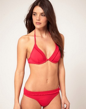 Image 4 ofEsprit B-D Underwired Halter Bikini Top