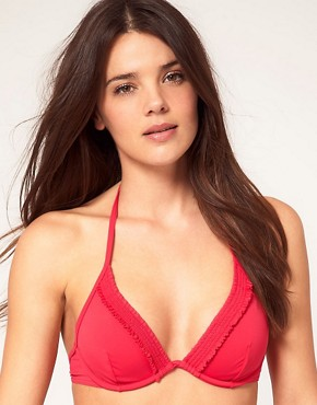 Image 1 ofEsprit B-D Underwired Halter Bikini Top
