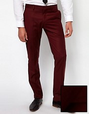 Selected Skinny Fit Trousers