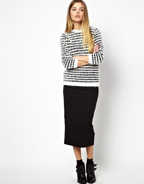 Sale alerts for  Noisy May Midi Pencil Skirt - Covvet