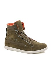 Diesel Idol Suede Boots