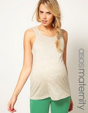 ASOS Maternity Tank In Neppi