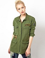Chaqueta militar de Kill City