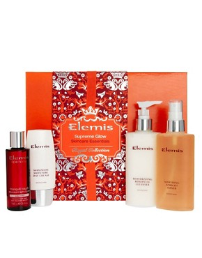 Image 1 ofElemis Supreme Glow Skincare Essentials