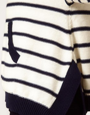 Image 3 ofJuicy Couture Reverse Striped Knit
