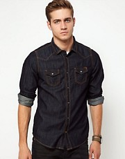 Diesel - Sonora - Camicia stile Western