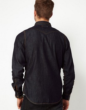 Image 2 ofDiesel Shirt Sonora Western