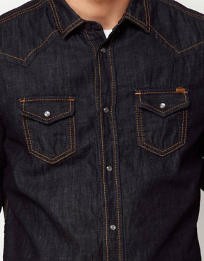 Image 3 ofDiesel Shirt Sonora Western