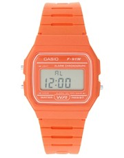 Casio &ndash; F11-4A2EF &ndash; Orange Digitaluhr