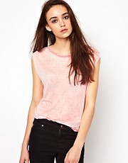 Warehouse Dip Hem T-Shirt