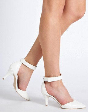 Image 3 ofASOS SONIC Pointed Heels