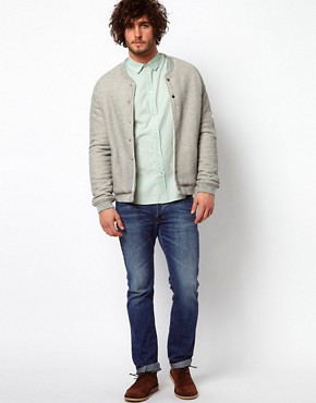 Image 4 ofPaul Smith Jeans Shirt with Short Sleeves &amp; Cross Bandana Print Tailored Fit
