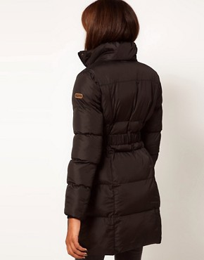 Image 2 ofPuffa Long Belted Jacket