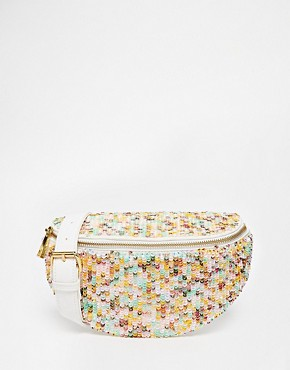 ASOS Embellished Mermaid Bum Bag