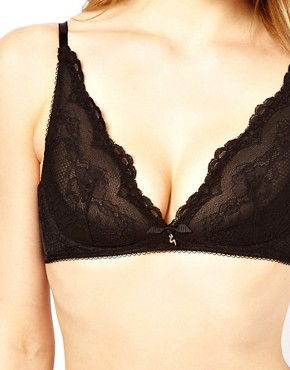 Image 3 ofGossard Non Underwired Deep V Plunge Bra