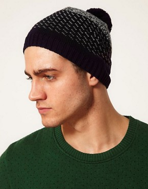 Image 2 ofRiver Island Beanie Hat