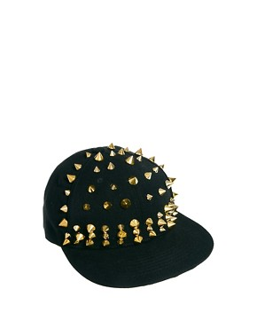 Image 2 ofASOS Studded Cap