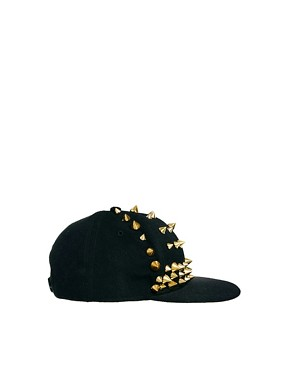 Image 4 ofASOS Studded Cap