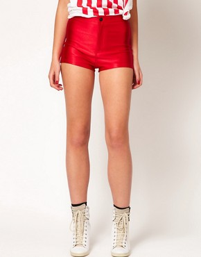 Image 4 ofAmerican Apparel Disco Shorts