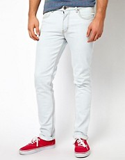New Look Skinny Fit Jeans With Turn Up