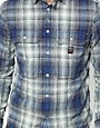Image 3 ofDiesel Shirt Schippy Check Crinkle
