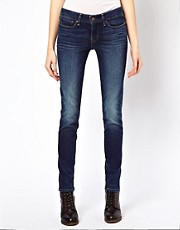Levi&#39;s - Curve ID - Jeans skinny vestibilit Slight Curve