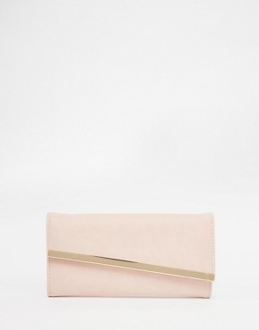 ASOS Slanted Bar Detail Purse