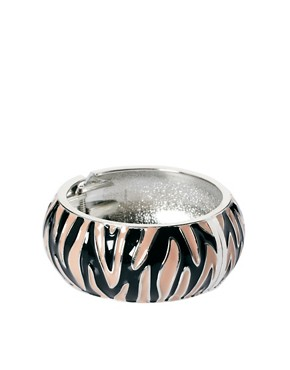 Image 1 ofPieces Zullu Zebra Print Bangle