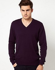 Peter Werth V-Neck Jumper