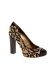 Sam Edelman Frances Leopard Court Shoes