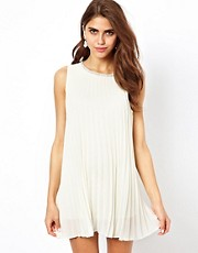 Jarlo Pleated Dress
