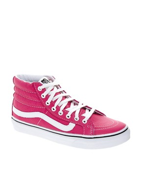 Image 1 ofVans Sk8 Hi Slim Trainers