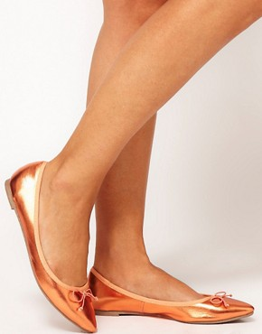 Image 3 ofASOS LIVE Pointed Ballet Flats