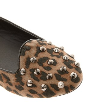 Image 2 ofLondon Rebel Studded Slipper