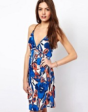 French Connection Tahiti Floral Dress