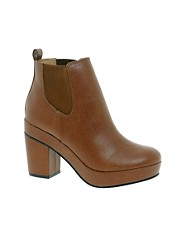 ASOS ATLANTA Chelsea Ankle Boots