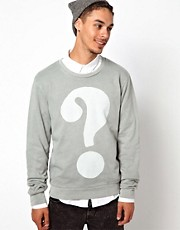 Cheap Monday Question Sweat