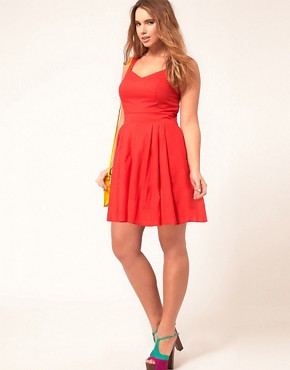 Image 4 ofASOS CURVE Summer Dress