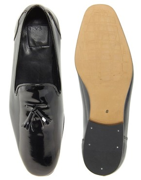Image 3 ofASOS Loafers in Patent