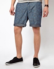 Ben Sherman Shorts in Floral Print