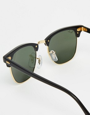 Image 4 ofRay-Ban Clubmaster Sunglasses