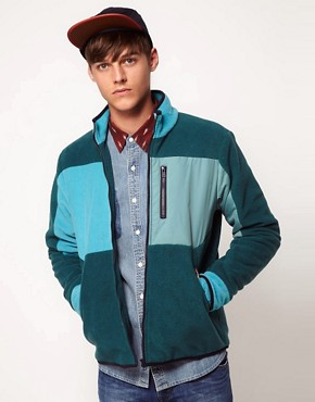 Image 1 of ASOS Fleece Jacket