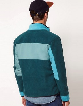Image 2 of ASOS Fleece Jacket