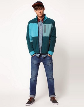 Image 4 of ASOS Fleece Jacket
