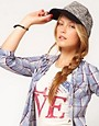 Image 1 ofASOS 2 Tone Cap